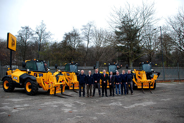 Wheeldon Homes makes major investment in a fleet of New