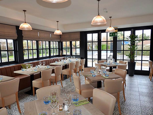 West Bridgford Compton Acres Mediterranean Bar Restaurant