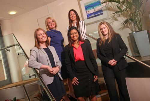 SAS Daniels LLP promotes four staff to Associate level