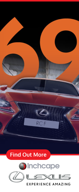Step into summer with your new '69' plate Lexus and Alexa