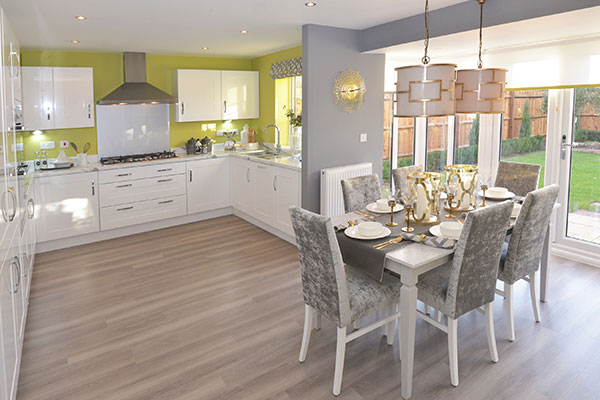 Top Interior Designer Teams up with David Wilson Homes to Give the Gorgeous Interior Designer Homes