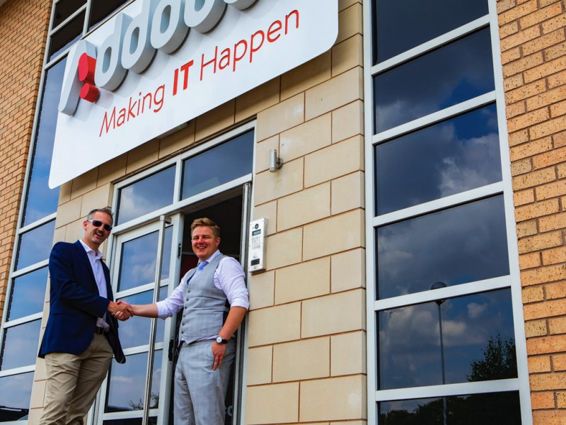 Derbyshire accountancy firm helps IT company 'secure its largest financial investment'