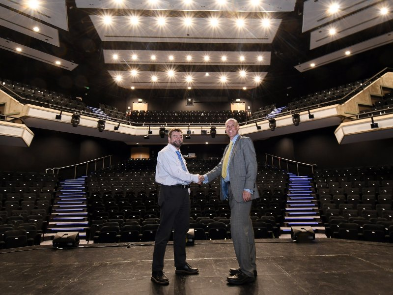 Haymarket Theatre stages revival with business plan from Newby Castleman