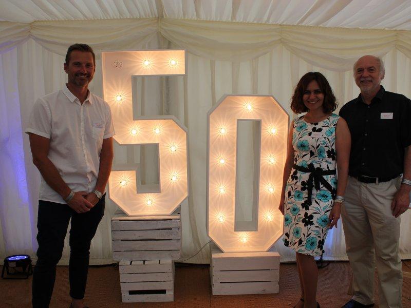 Midlands architecture practice celebrates the big 50