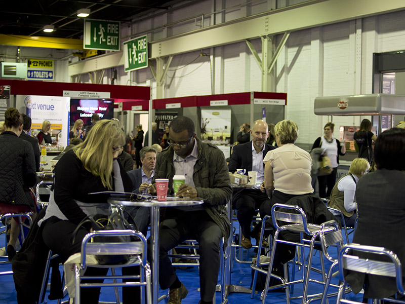 Stand T12 has been booked for Love Business EXPO