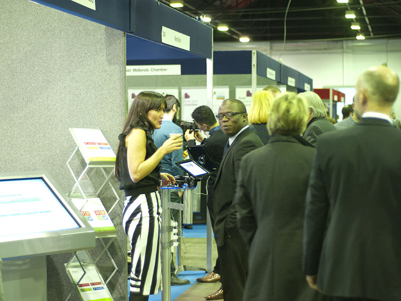 Stand R10 has been booked for Love Business EXPO