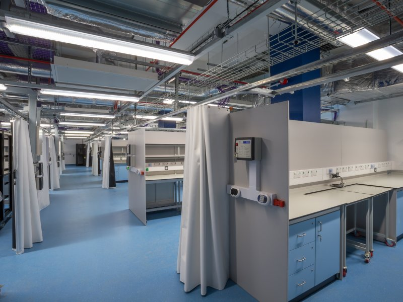 Clegg Construction has recently completed work on a major redevelopment and refurbishment project for a West Midlands university.