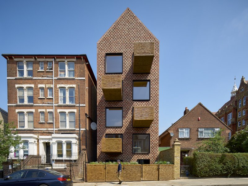 Lucky number seven for Ibstock Brick as it scoops top honours at the Brick Awards
