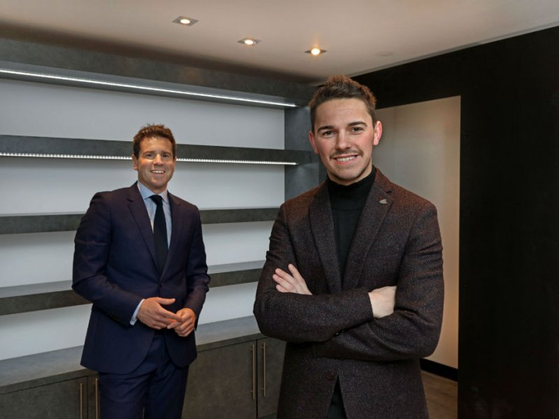 OPENING OF MENSWEAR STORE CEMENTS NOTTINGHAM'S APPEAL TO RETAILERS