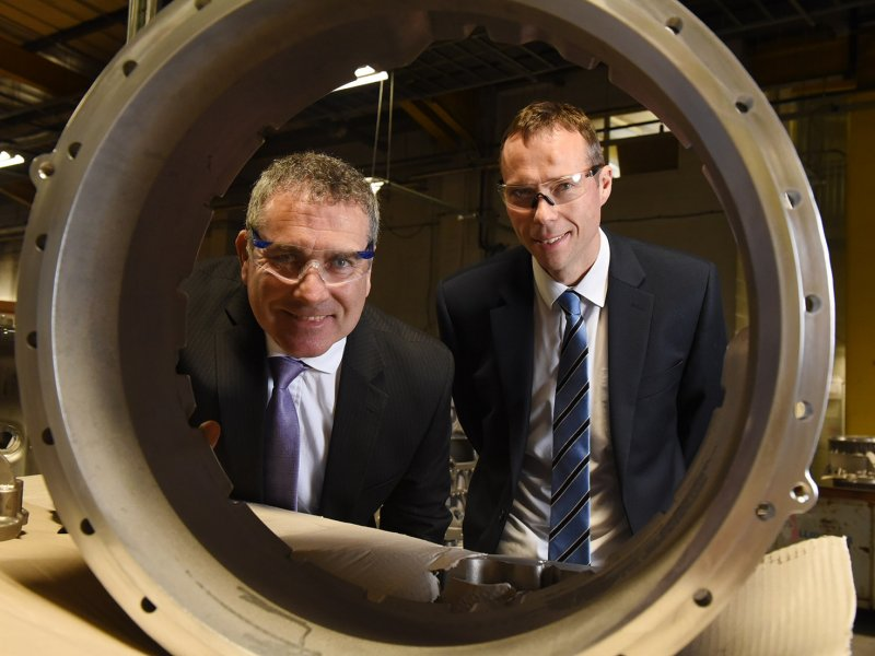 Shield aims to build on record-breaking £80m year with 'energy saving' drive