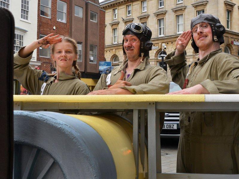 Brilliant RAF100 Weekend