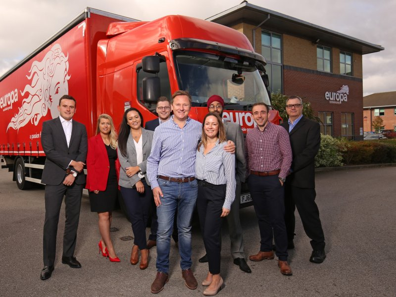 Nottingham's Europa Shifts Gear as Profits Continue to Rise