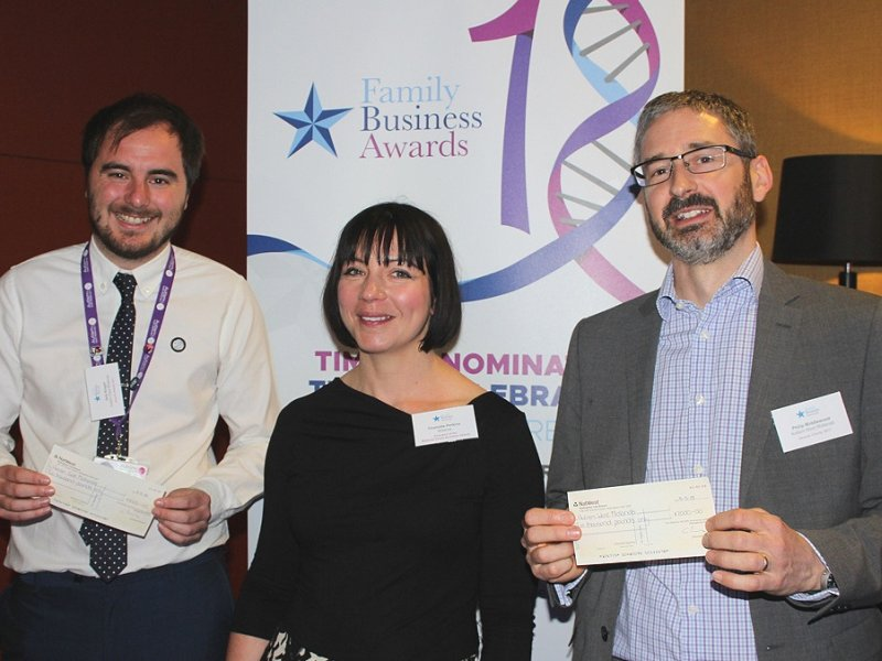 Entries open for annual search for the Midlands' top family businesses