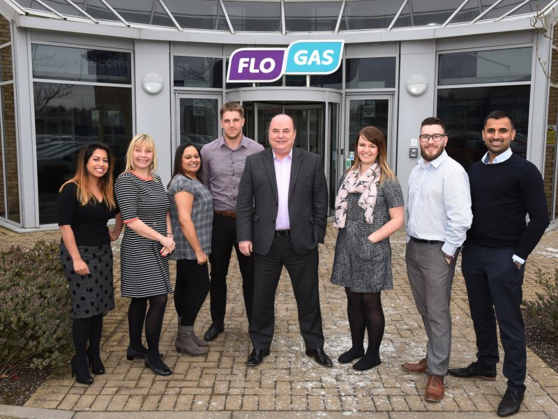 New look for Flogas Britain's leading mains gas business