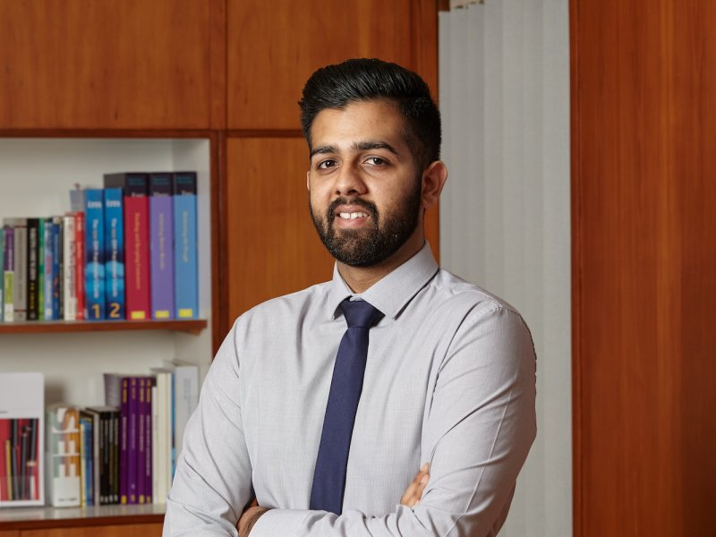 Camloc Motion Control invests in graduate talent after expanding its team with new applications engineer, Gagan Chatha