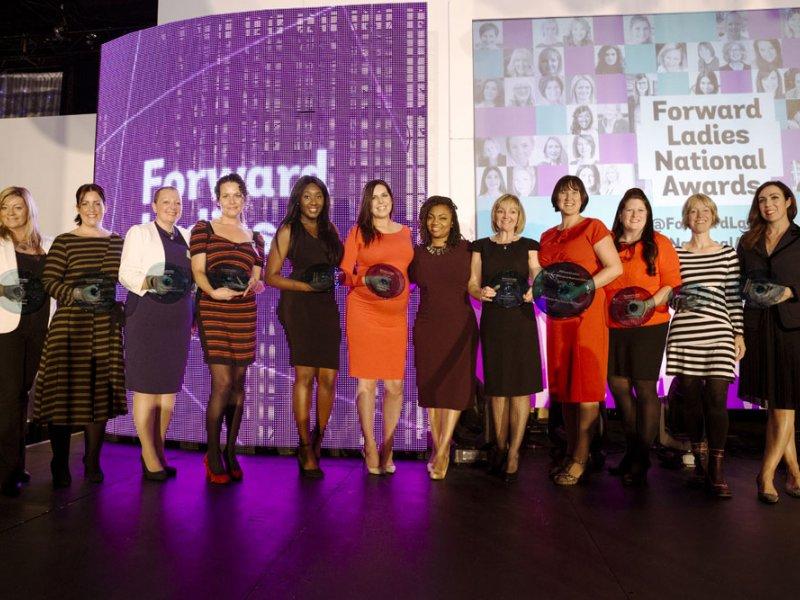 UK's Top Business Women Recognised at Prestigious Forward Ladies Grand Final 2017