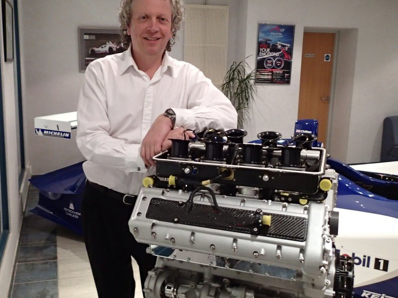 World Leading Motorsport Business to Share Growth Story at Chamber Annual Celebration Burton