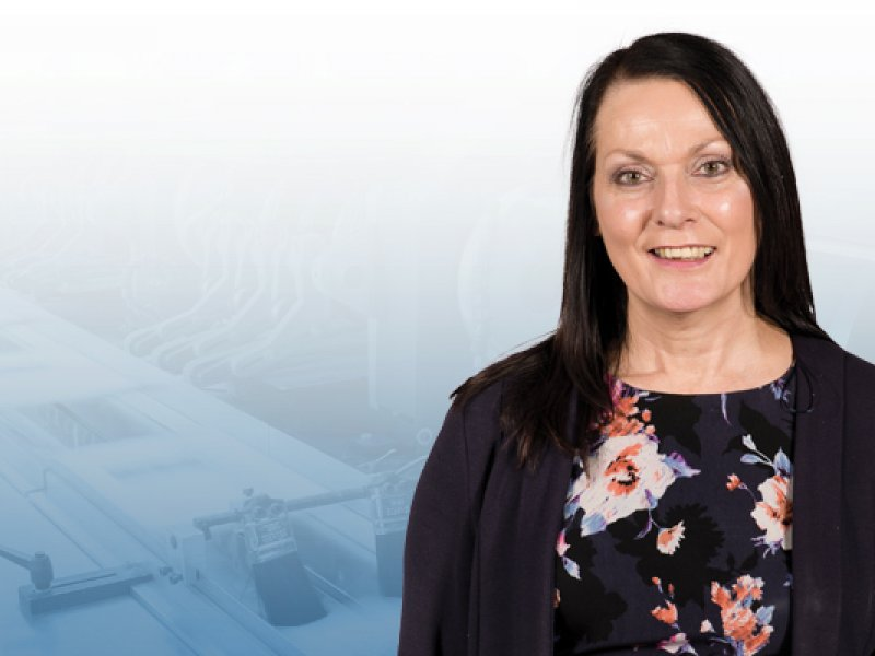 Julie Birch joins the 'can do' people
