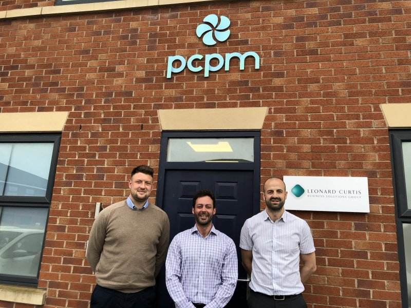 PCPM expands projects team with key promotions and new appointment