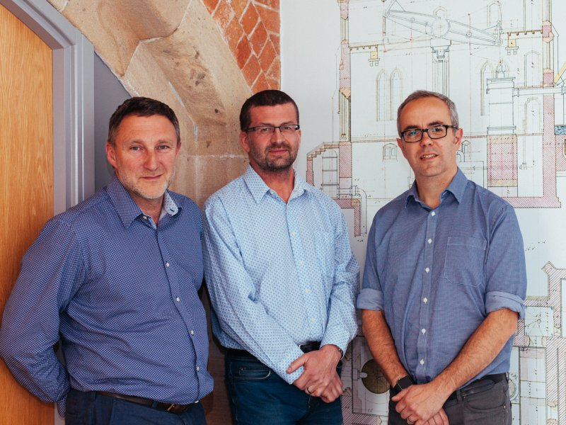 Franklin Ellis Architects promotes key member of the team