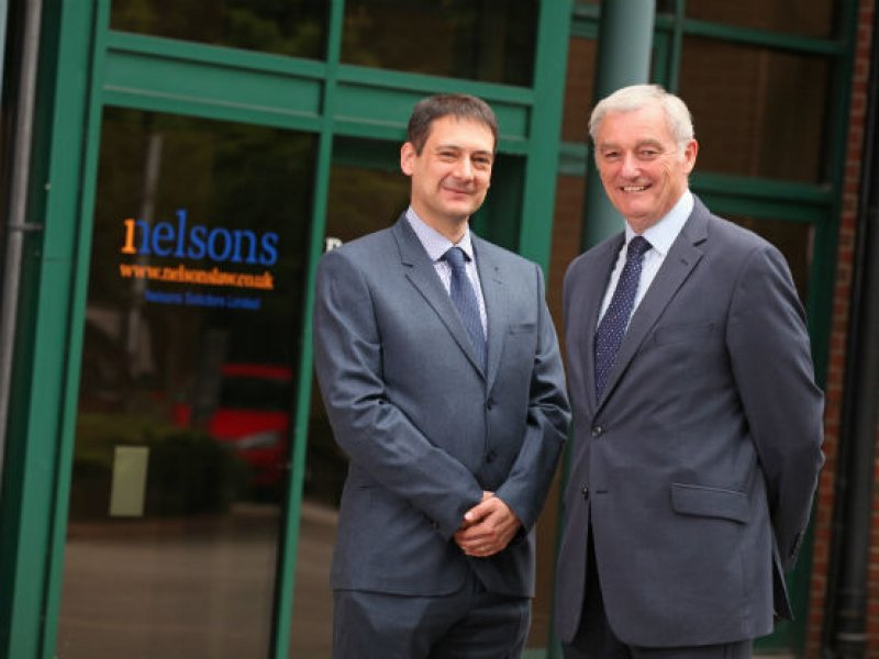 East Midlands-based law firm looks back as it celebrates 35th birthday