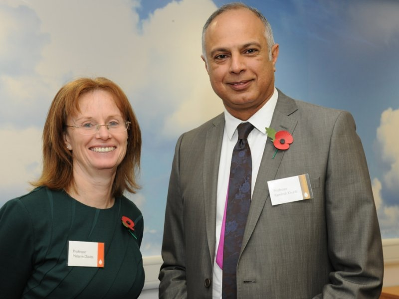 Leicester Diabetes Centre gets global recognition