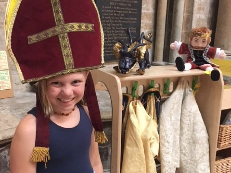 Lincoln Cathedral set to host its last 'monster' family fun day before school starts
