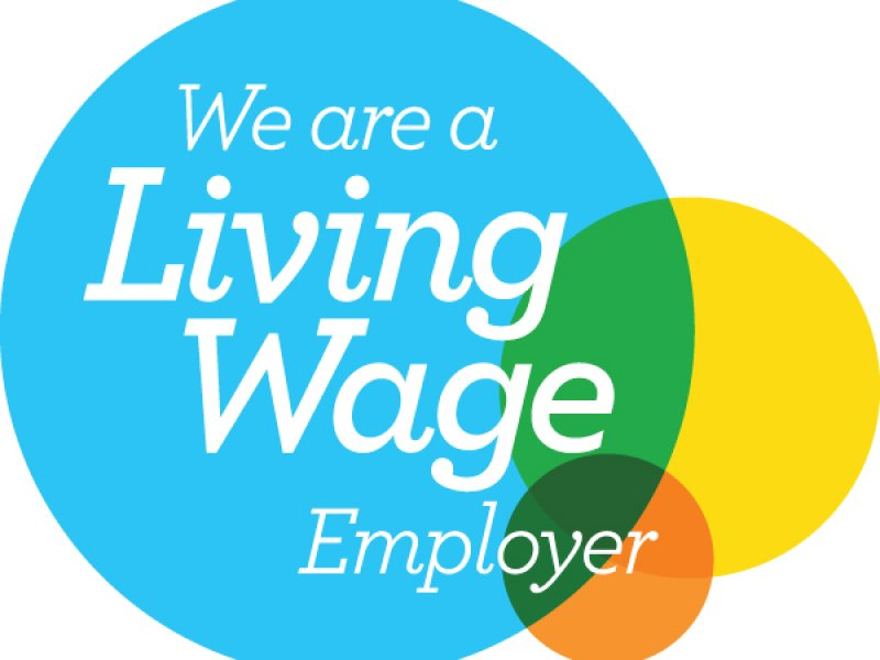 Living Wage Employer title for Central Foods