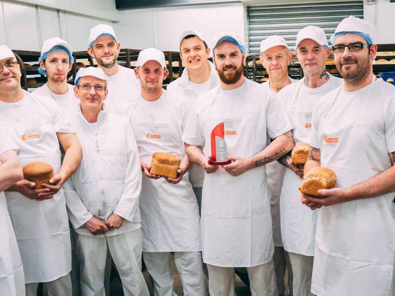 Derbyshire baker Luke Evans wins top award for loaf – at first attempt