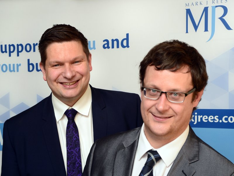 Double delight for new Mark J Rees partners