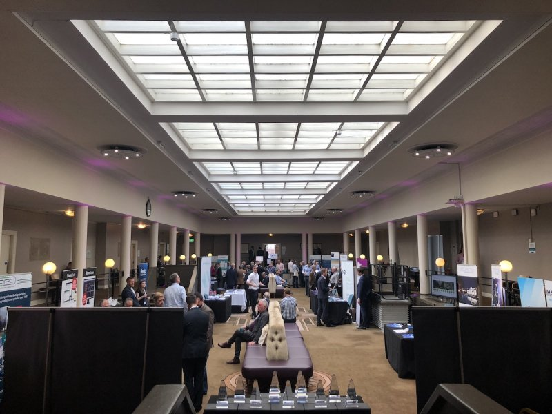 The UK's premier investor event returns to Derby