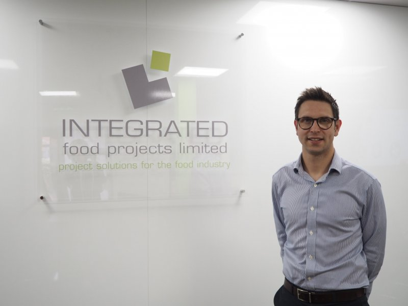 High profile appointment at Integrated Food Projects