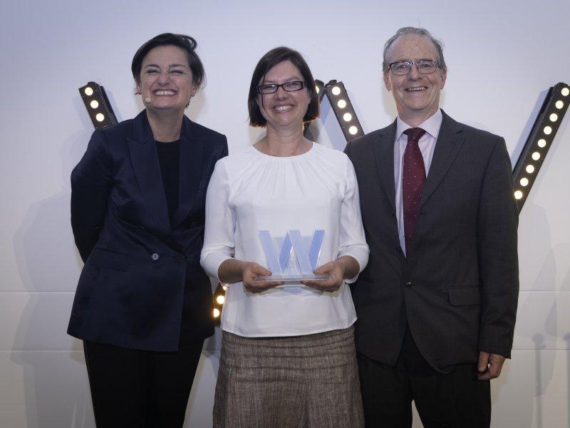 2020 Trustees Director Naomi L'Estrange named Trustee of the Year