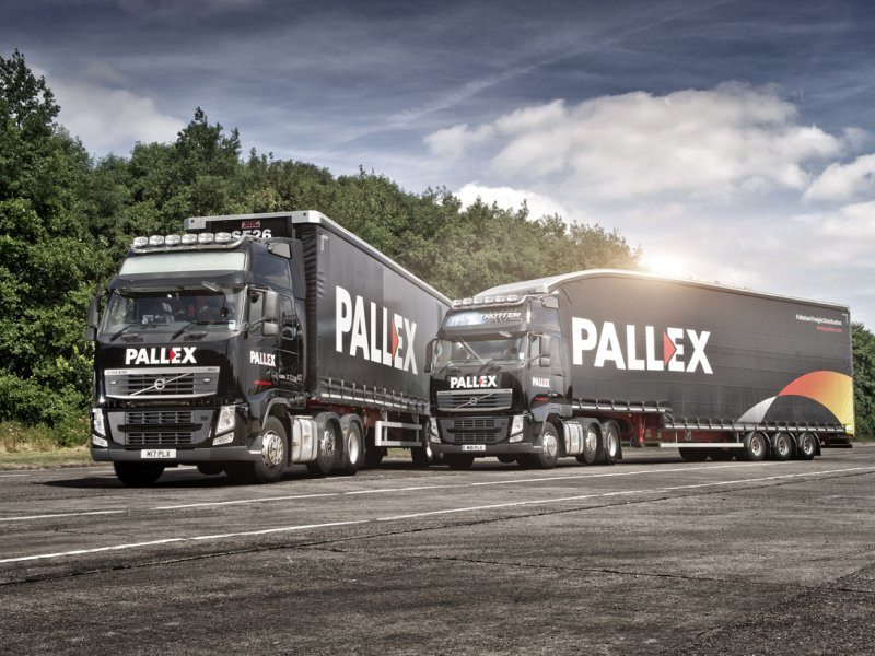Pall-Ex Group drives logistics industry innovation with launch of ground-breaking International system featuring Europe-wide tracking technology