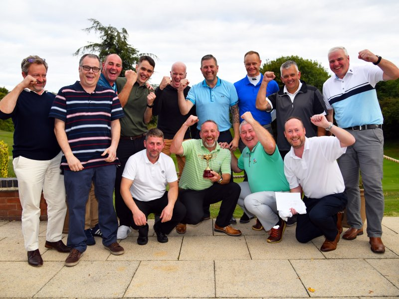 Russell Roof Tiles Hits A Hole In One For Charity Love