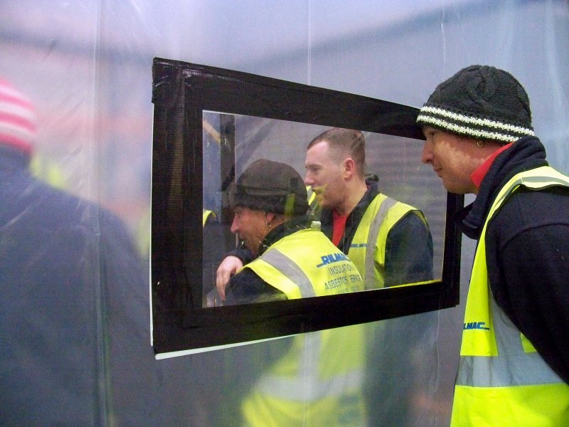 Rilmac Asbestos Services' dedication to development offers NVQ opportunities