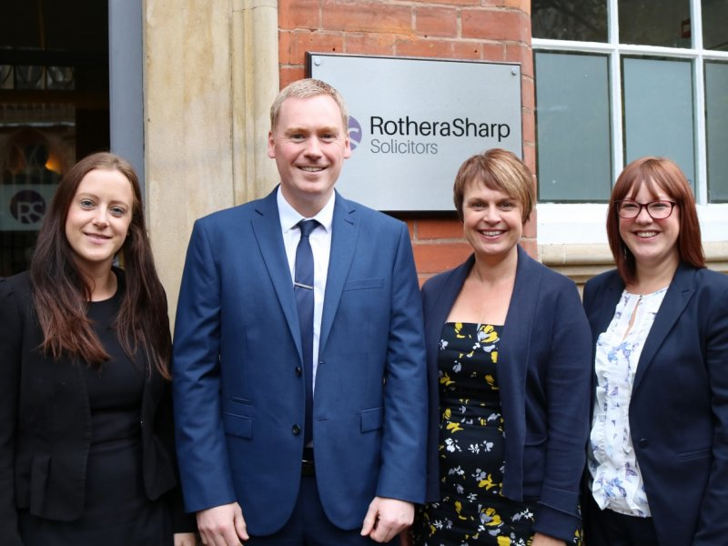 Four promotions announced at Rothera Sharp