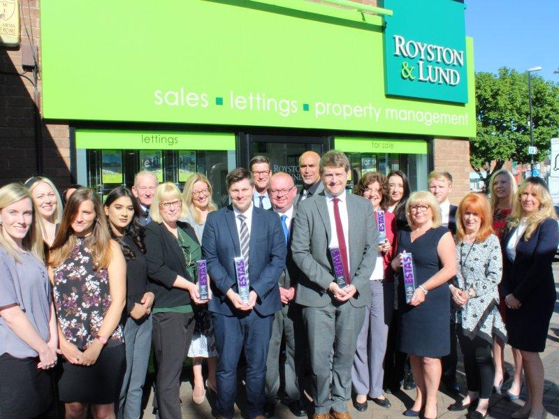 Nottingham agency celebrates record-breaking award wins