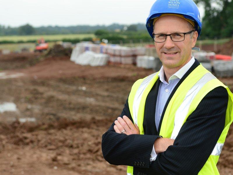 LEADING HOUSEBUILDER INVESTS IN THE EAST MIDLANDS