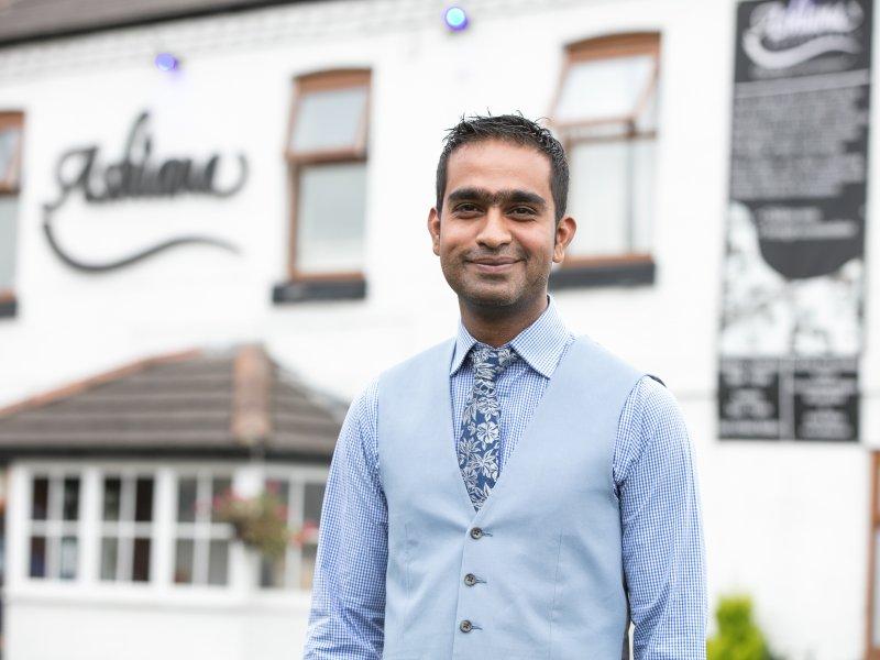 Newark Indian restaurant shortlisted for major national food awards