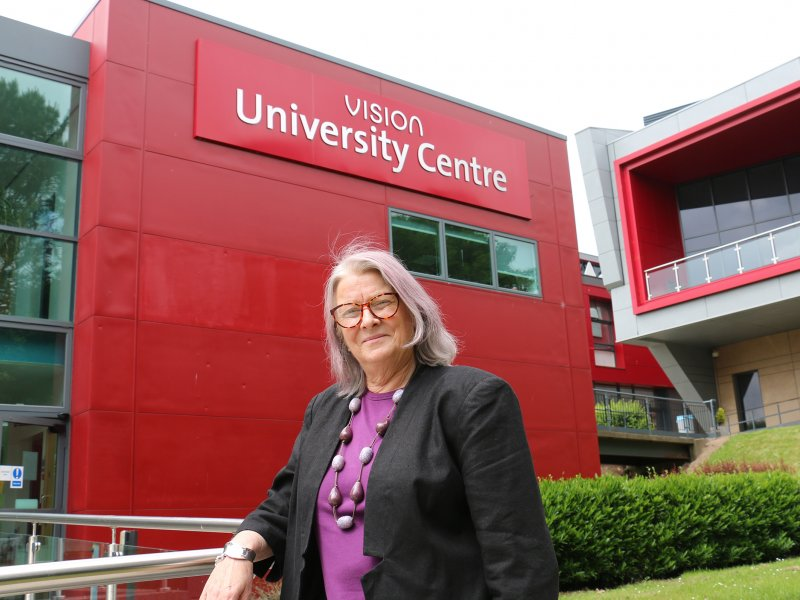Silver success for college's higher education provision