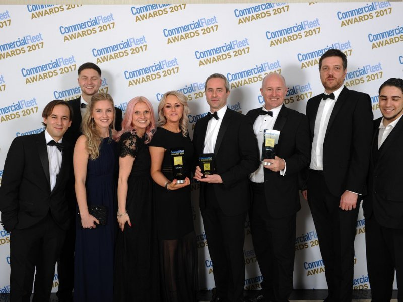 Reflex are extremely proud to share the news of winning three awards at this years' Commercial Fleet Awards.
