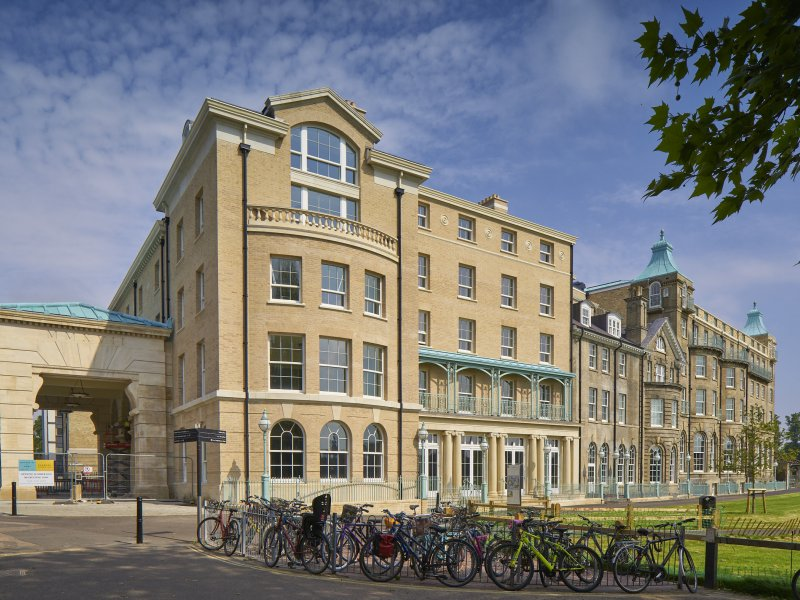 University Arms Hotel leads Ibstock Brick nominations for Brick Awards 2018