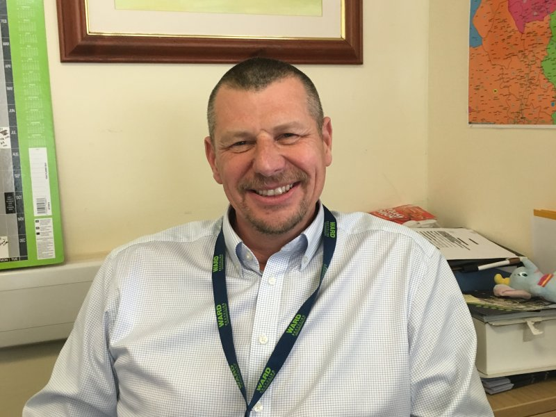Ex-Veolia General Manager to handle waste and logistics at Ward