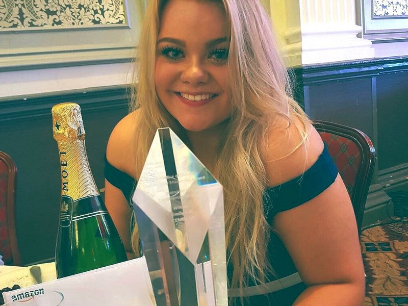 Former NK Academy Student Wins Apprentice of the Year Award