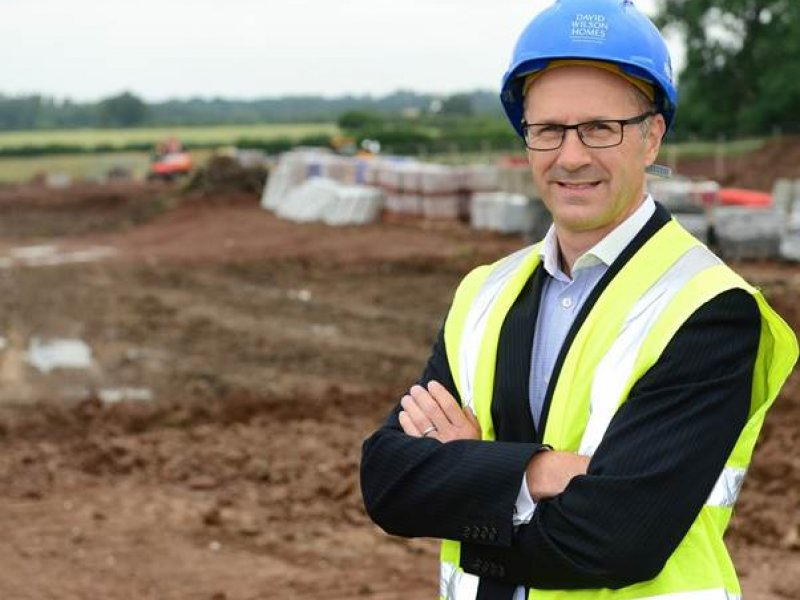 Growing housebuilder cements its place amongst region's biggest and best with industry award