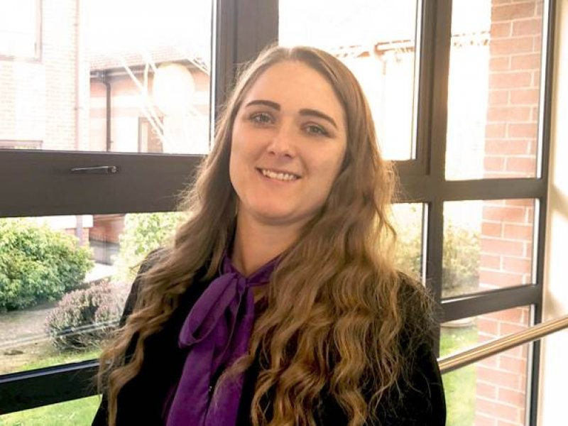 Hayley Hardy promoted to Senior Business Development Manager at Imago Venues