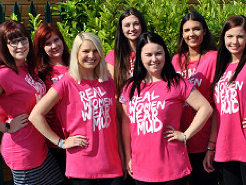 OrderWise to Get Pretty Muddy for Cancer Research