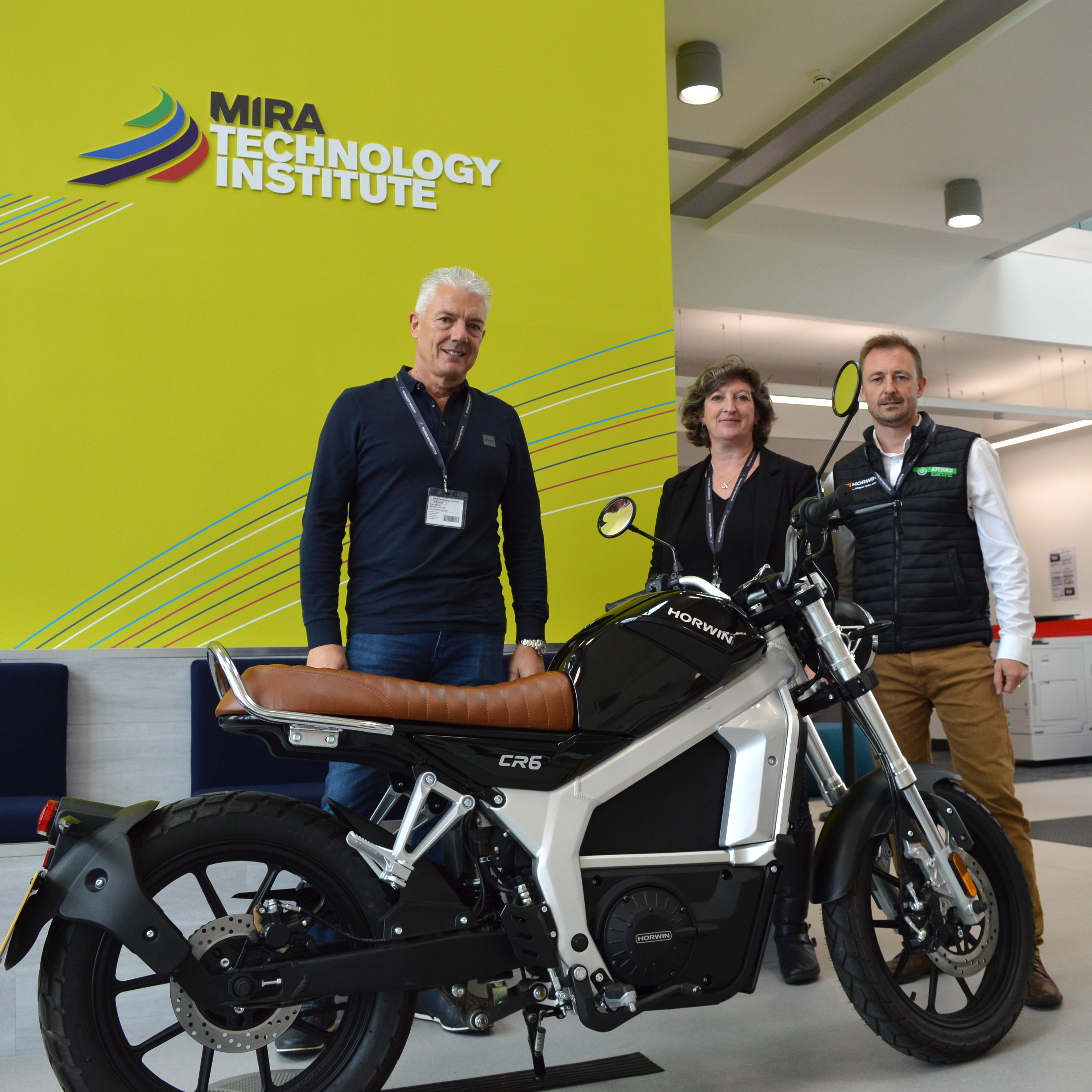 Electric motorcycles at forefront of commuter revolution