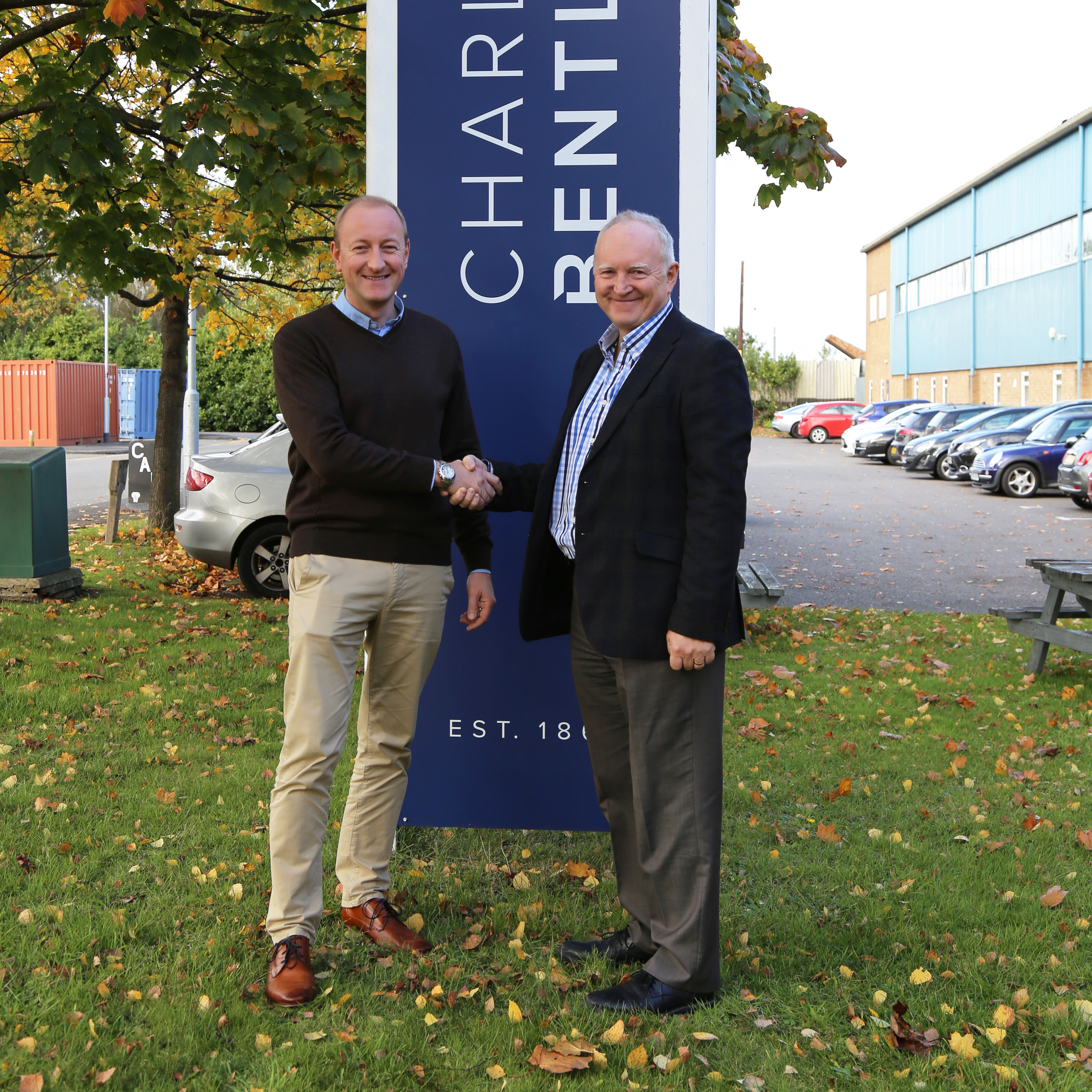 Sixth-generation Loughborough manufacturer declared 'Best Family Business' in Leicestershire business awards